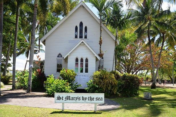 API Has Donated To St. Mary's By The Sea