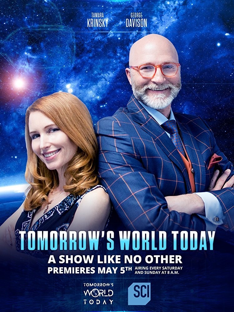 """Science Channel's hit show 'Tomorrow's World Today' features AVATAR Partners as """"Top Of The Game"""" in Holographic, Virtual, and Augmented Reality!"""