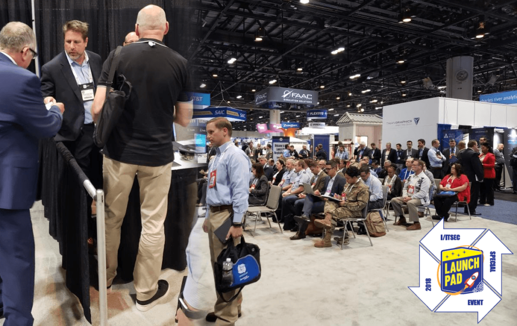 AVATAR Partners Presented ARMA at I/ITSEC 2018 Launch Pad Event