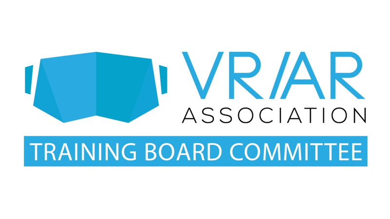 VR/AR Association Training Committee Webinar Link available for viewing!