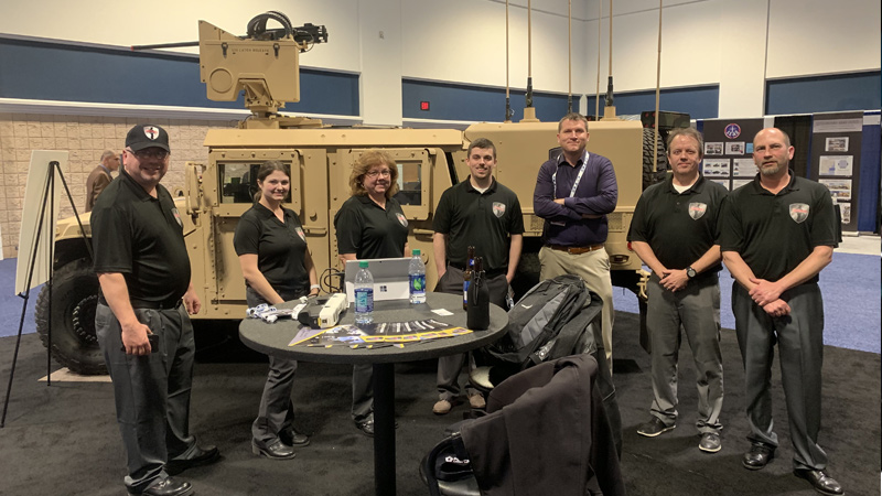 Tobyhanna Army Depot collaborates with API during DoD Maintenance Symposium in Tampa!