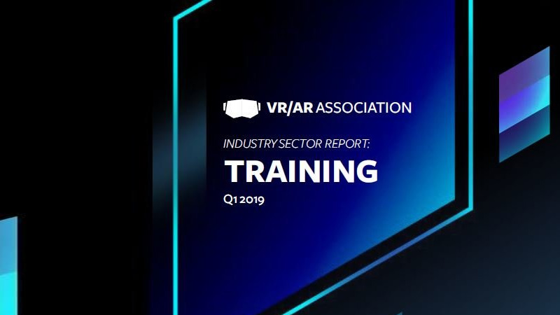 VR/AR Association Training Industry Sector Report for Q1/2019