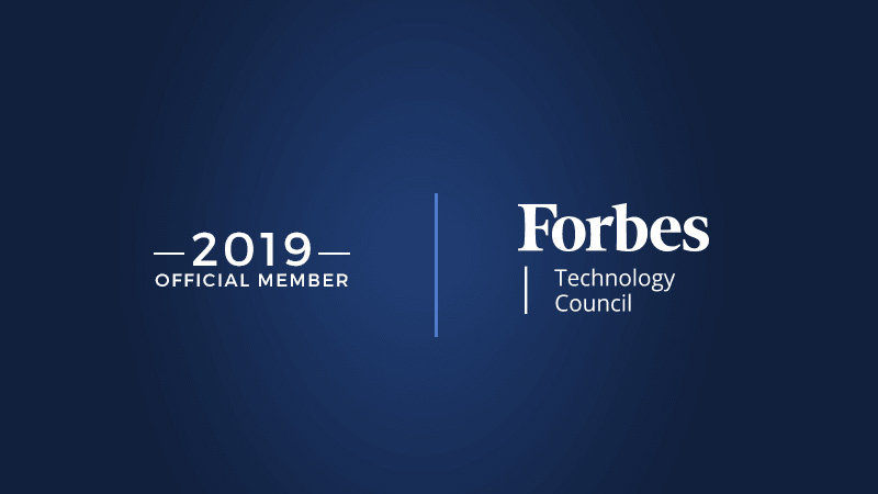 Marlo Brooke accepted into the Forbes Technology Council
