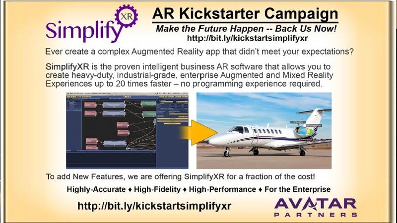 SimplifyXR Kickstarter Campaign is now underway!