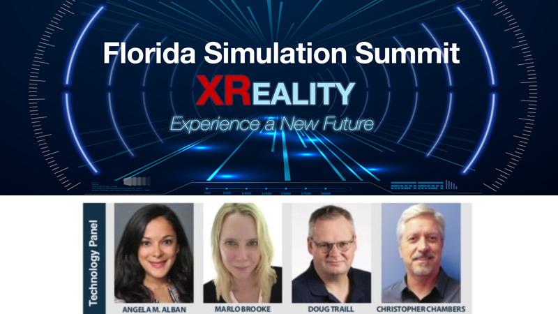 Florida Simulation Summit Technology Panel