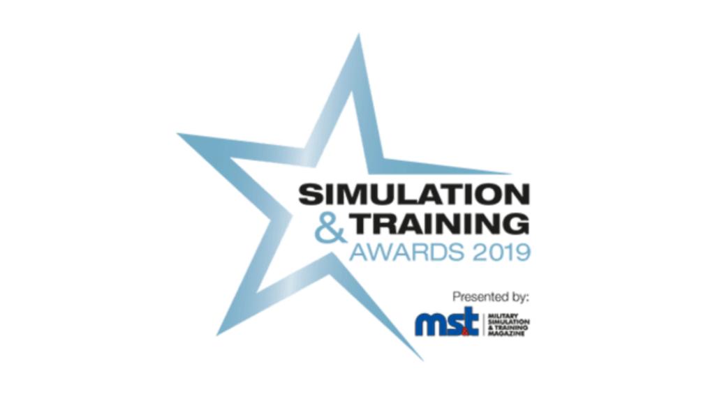 Simulation and Training Awards 2019 Nominee Pioneer Award