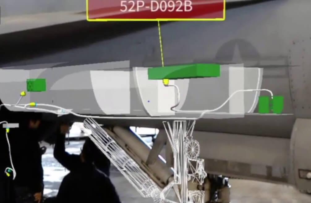 Augmented Reality Maintenance | Construction Image
