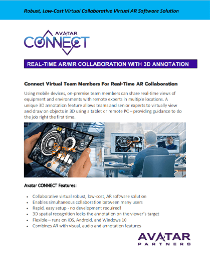 Avatar CONNECT PDF Download