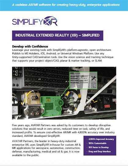 SimplifyXR PDF Download