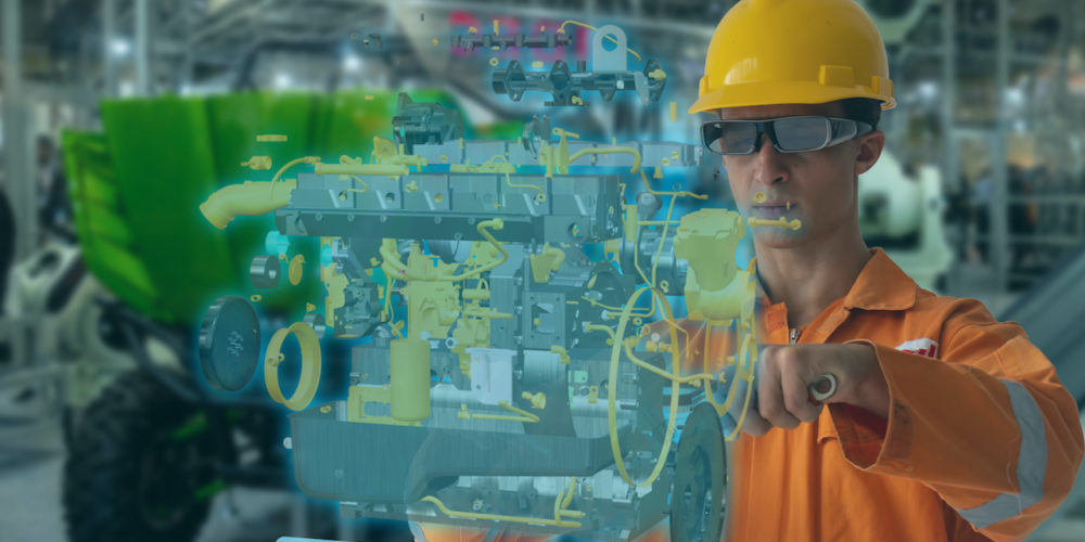 4 Key Factors for XR in the Industrial Sector
